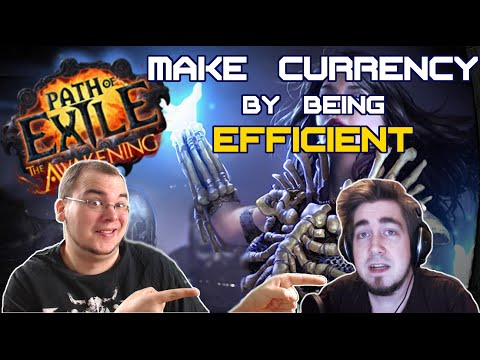 Path of Exile - How to make Currency and Level Faster by