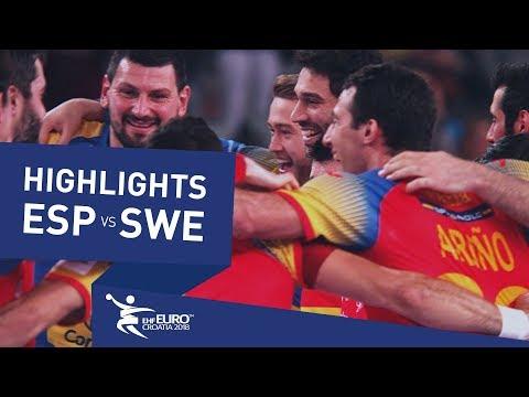Spain, European champions 2018 | Highlights | Final | Spain vs Sweden | Men's EHF EURO 2018