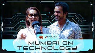 Mumbai on Technology | Ft. Anusha Dandekar | Being Indian