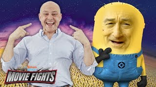 Cast A Live-Action Minions Movie (w/ Rob Corddry!) - MOVIE FIGHTS!!