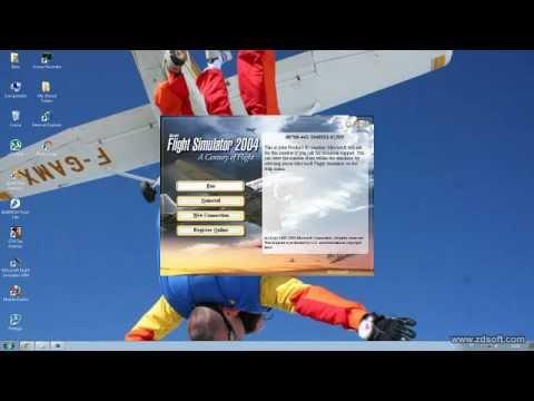 download  o flight simulator 2004