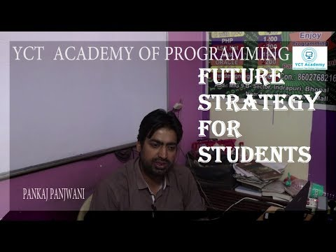 Future Strategy for Students | Pankaj Panjwani With Actor Ram Ratan