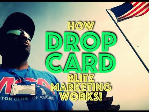 MCA 2015| DROP CARD FLYERS | Motor Club Of America|