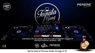 TequilaGang Live PerereFridays At Gushima With Artwork Sounds Crazy G Sir LSG Earful Soul