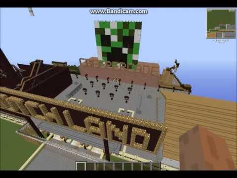 Minecraft-PC Notchland!