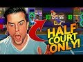 NBA Playgrounds HALF COURT SHOTS ONLY CHALLENGE