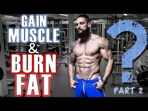 SIMPLE TRUTH: GAIN LEAN MUSCLE & LOSE BODY FAT? ● Steroids Vs Natural Facts Exposed (PART 2)