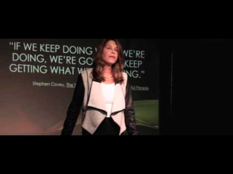 Are you avoiding the difficult conversation? | Kathy Kiernan | TEDxSalisbury