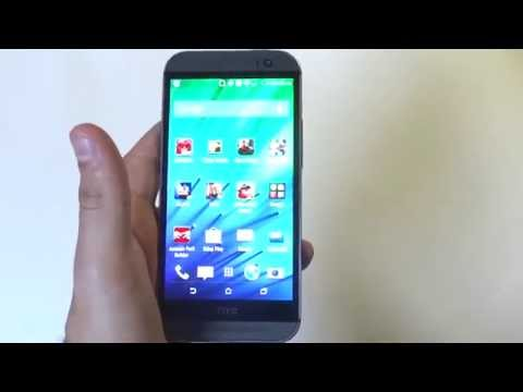 HTC One M8 - How To Change Language - Fliptroniks.com