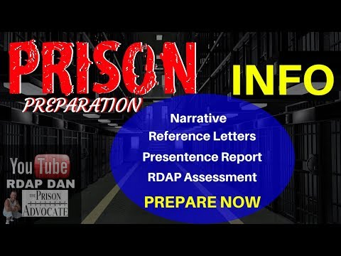 Federal Prison - How To Prepare.