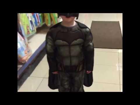 Batman Fancy Dress