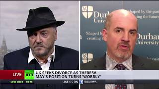 """""""Two thirds of Brits accept #Brexit"""" Galloway/Brooks debate"""