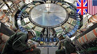 Deep Underground Neutrino Experiment gets $88m UK investment - TomoNews