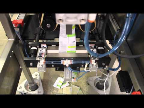 Avatar Packing Machine of Custom Packaging Equipment | Product Test Video | All-Fill Inc