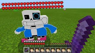 Fighting Sanes 2 in Minecraft