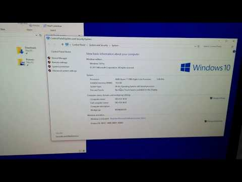How to Check if Windows is 32-Bit (x86), or 64-Bit (x64)