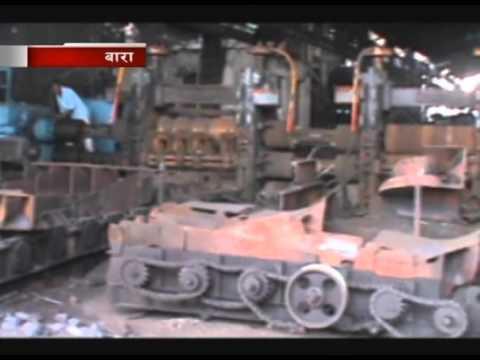 Closed factories hits economy badly - Bara