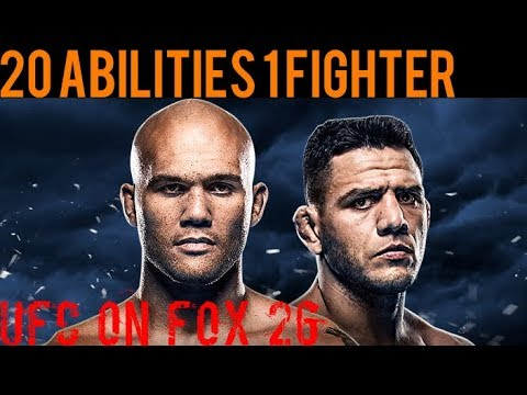 EA SPORTS UFC Mobile - UFC on Fox 26: Robbie Lawler / Rafael dos Anjos Live Event Prize!