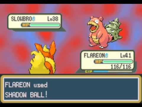 Pokémon Fire Red Walkthrough ~Part 48~ Saffron City Gym Leader Sabrina