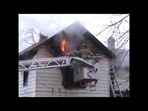 Two Story House Fire Pt.1