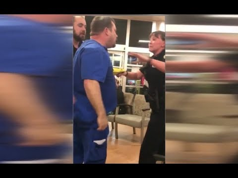 Nurse Gets Tazed For Resisting Tyrant Cops | Chattanooga, TN. |