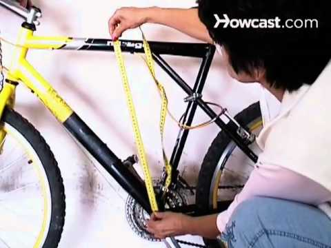 How to Determine the Correct Frame Size for a Bike