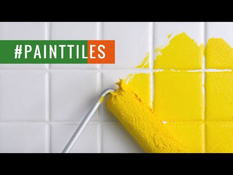 Say No To Hacking Tiles! Paint Your Tiles Instead
