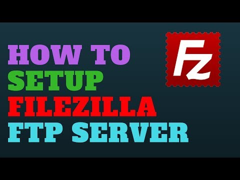 How to Setup Filezilla FTP Server by Britec