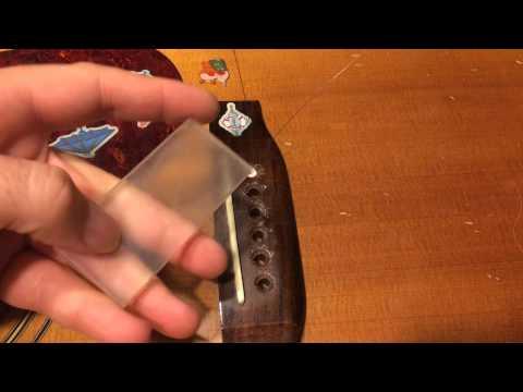 Removing a Broken Bridge Pin