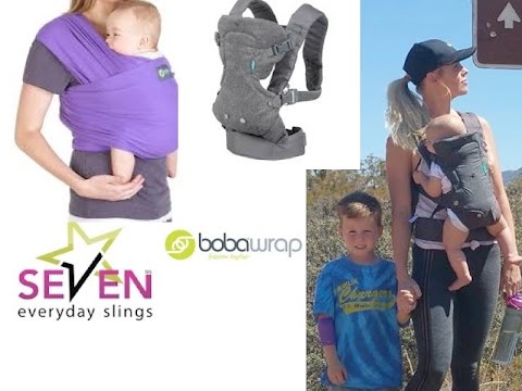 The Best and Worst Baby Slings and Carriers  | Seven Slings, Boba Wrap and More