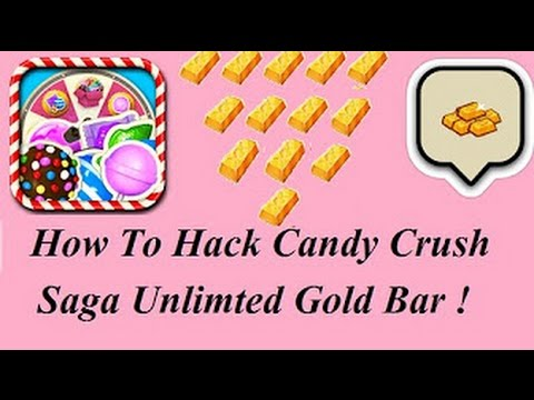 How to hack and unlock all levels of candy crush saga unlimited all (without root).