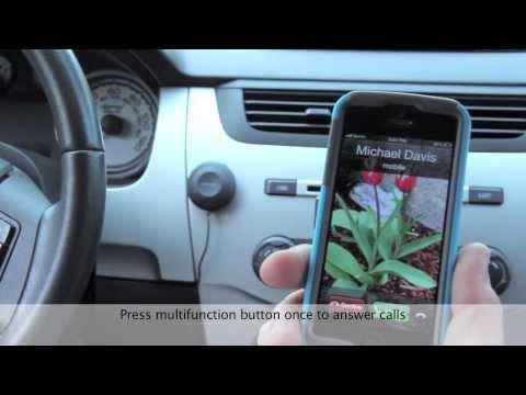 BTC450 - Bluetooth Hands-Free Car Kit from Kinivo