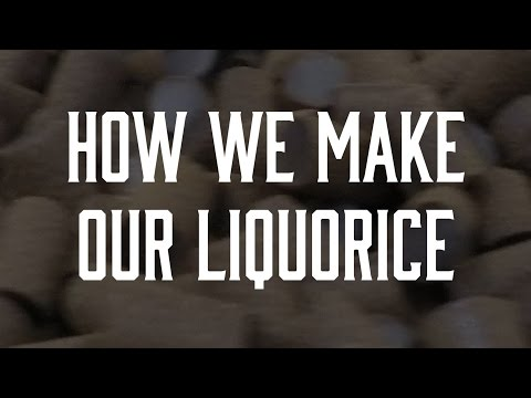 How We Make Our Liquorice