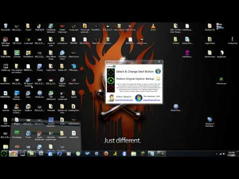 How To: Change Windows Start Orb | Customize