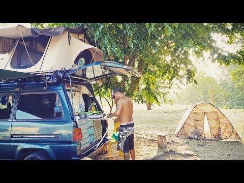 S1 EP 16  DIY Campervan Modifications [ Vanlife Malaysia ]
