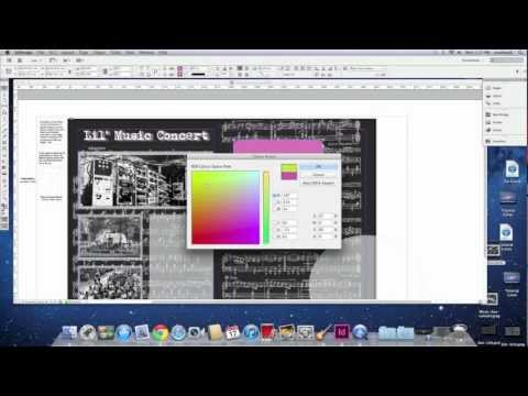 Tutorial on How to Make and Edit Shapes in InDesign