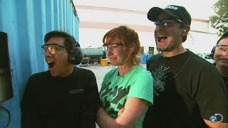 A Farewell to M7 | MythBusters