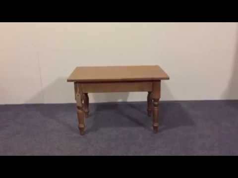 Made to Measure Pine Coffee Table for sale - Pinefinders Old Pine Furniture Warehouse