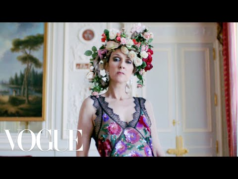 Céline Dion Takes Paris in the Best Couture Looks of the Season | Vogue