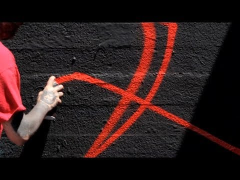 How to Do Abstract Lettering | Graffiti Art