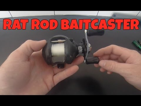 How to make your CHEAP fishing reel/baitcaster SALTWATER PROOF
