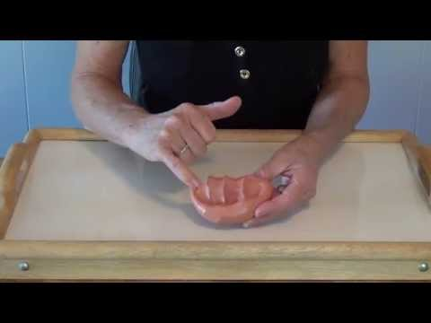 Hand/finger Strengthening Exercises with putty.