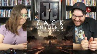 Zack Snyder's JUSTICE LEAGUE - Sneak Peek Reaction / Review