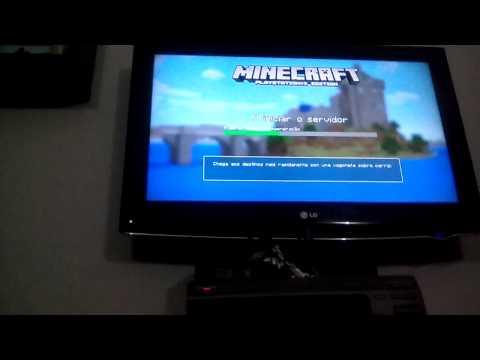 Como jogar multiplayer no minecraft ps3