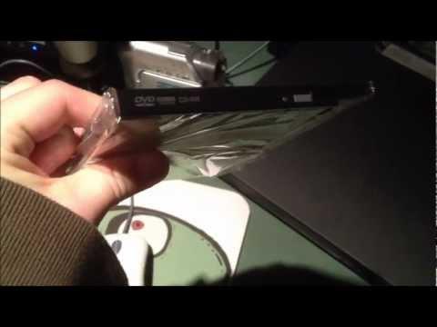 Lenovo Thinkpad T61 Optical Drive Upgrade