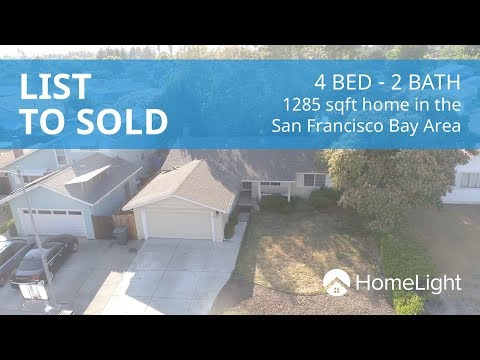 List to Sold - Selling a House in San Francisco's Bay Area - HomeLight