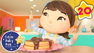 Magical Pancakes Song!   Little Baby Bum   Baby Videos   Fairy Tales and Stories   Moonbug TV