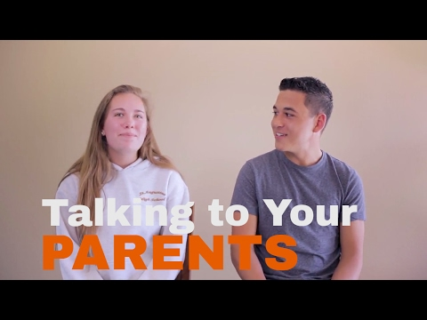 How to Talk to Your Parents About Your Depression with Christine Frey