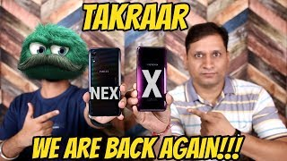 Vivo NEX vs OPPO FIND X | NEXT GENERATION VS FIND OF THE CENTURY | Tech Takrar