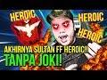 DETIK DETIK SULTAN FREE FIRE HEROIC SUNGGUH MENEGANGKAN Free Fire Indonesia 79 mp3